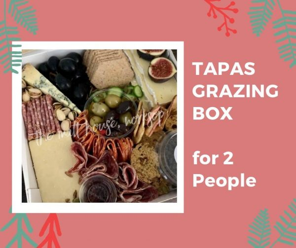 Tapas Grazing Box for 2 People